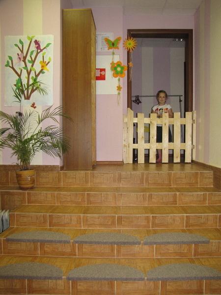 Детский сад - вход