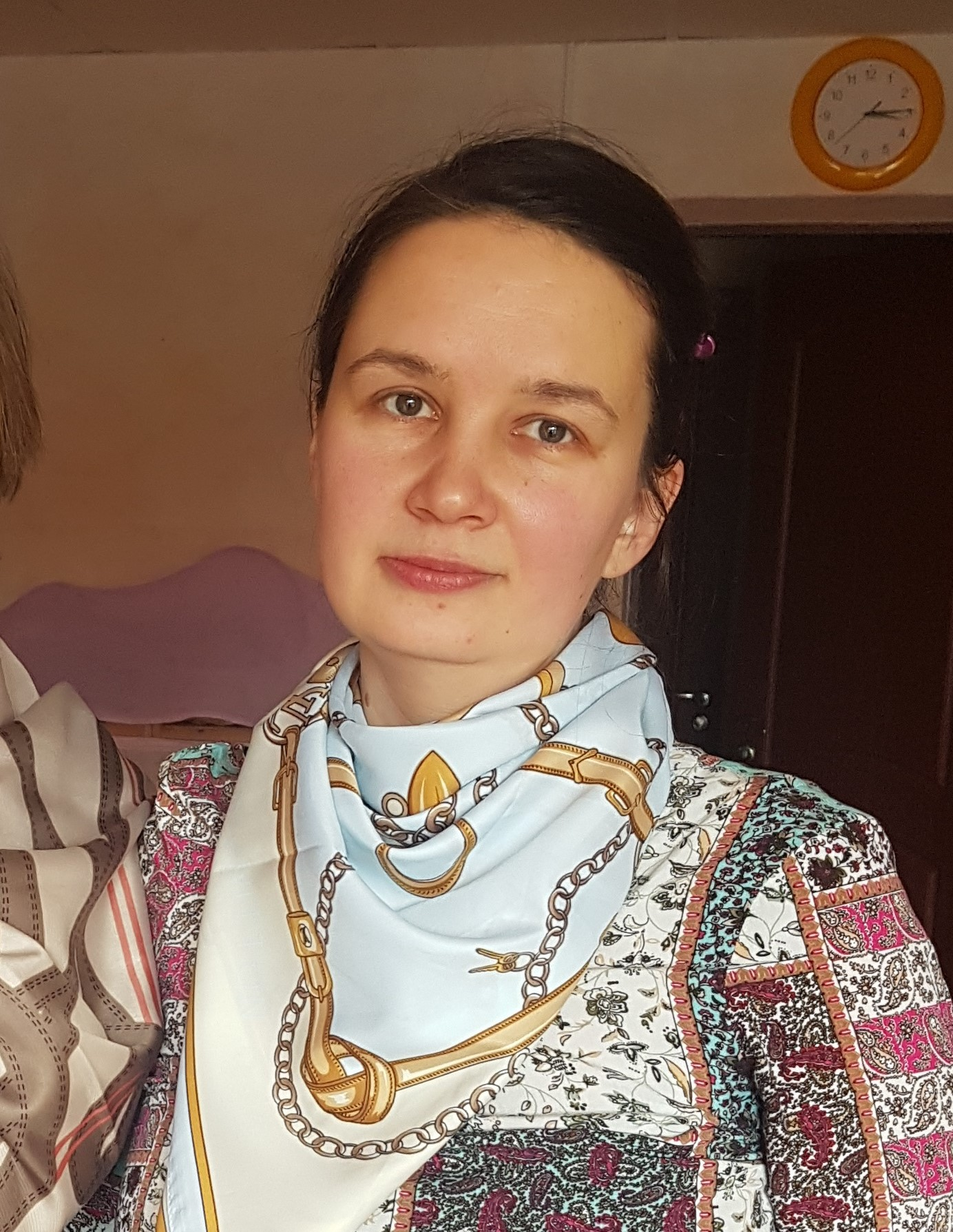 Наталия Малина